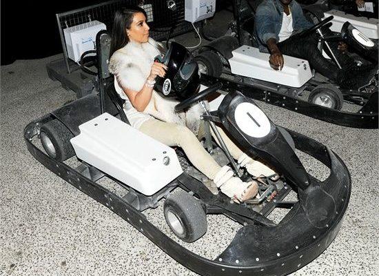 Kim Kardashian, Go Cart-mosphere